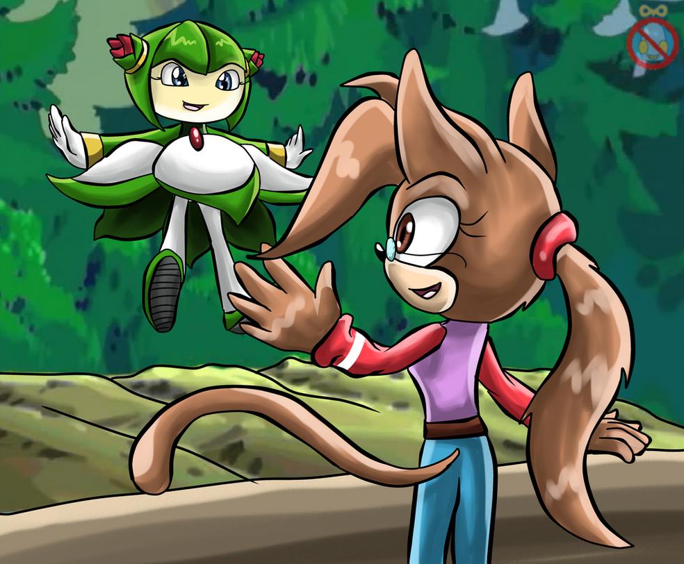 Cosmo the Seedrian  Alien Species  FANDOM powered by Wikia