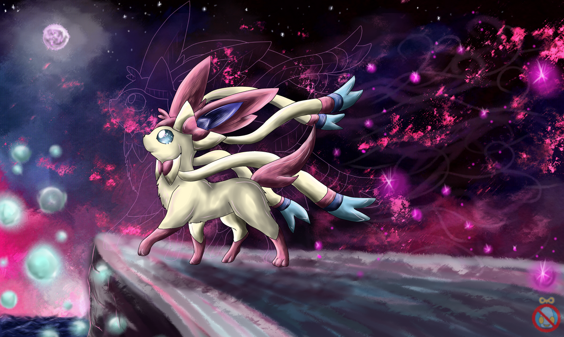 Sylveon Wallpaper By Shadowhatesomochao