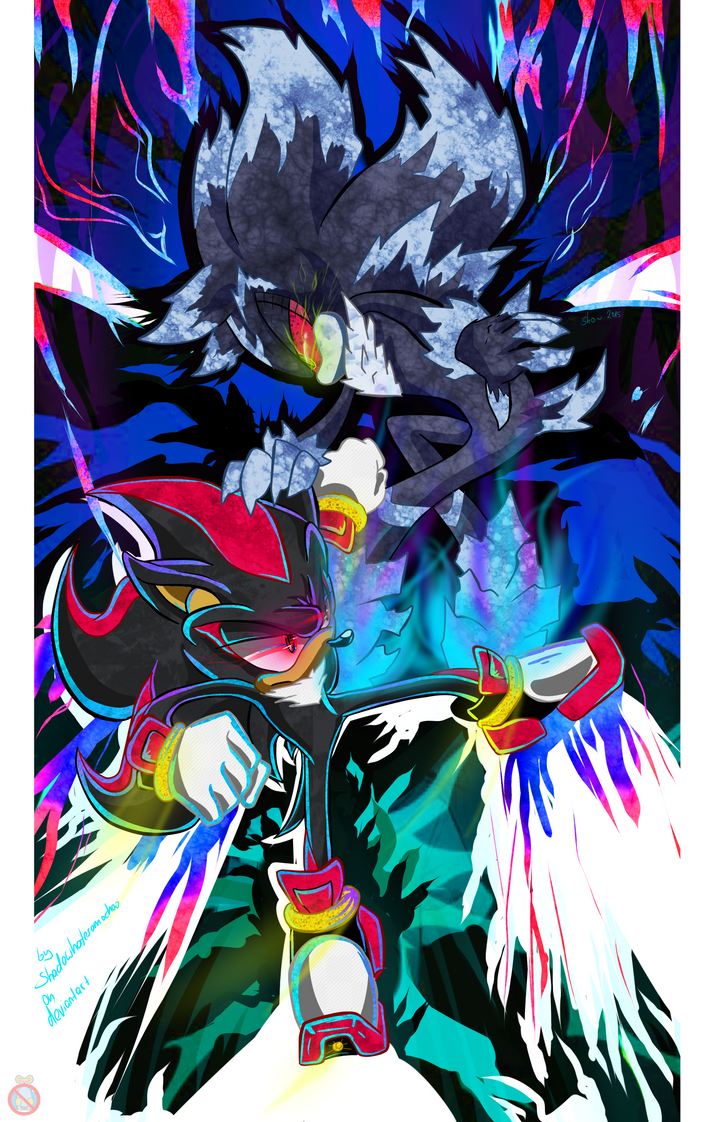 Pin Amy-shadow-vs-silver-mephiles-nazo-metal-sonic on ...