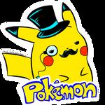 Fancy Pikachu by shadowhatesomochao