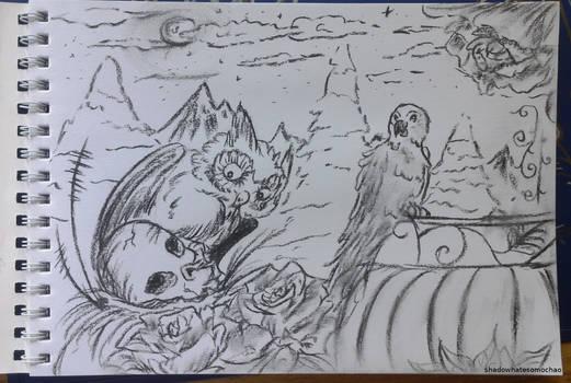 sketching #1