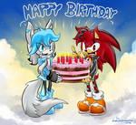 CM: Happy Birthday by shadowhatesomochao