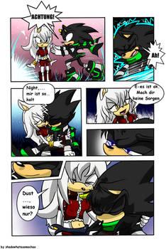 CM: Dust-Hedgehog Comic