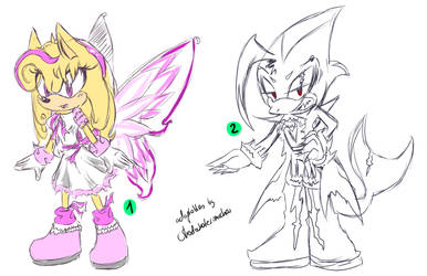Sonic Adoptables #25 - OPEN