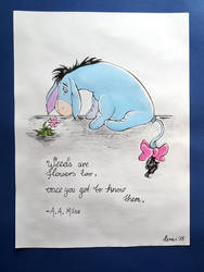Eeyore (+ speedpainting video)