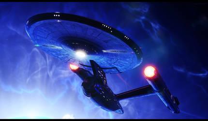 Discovery-era Enterprise - Return