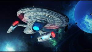 It's ANOTHER Enterprise!