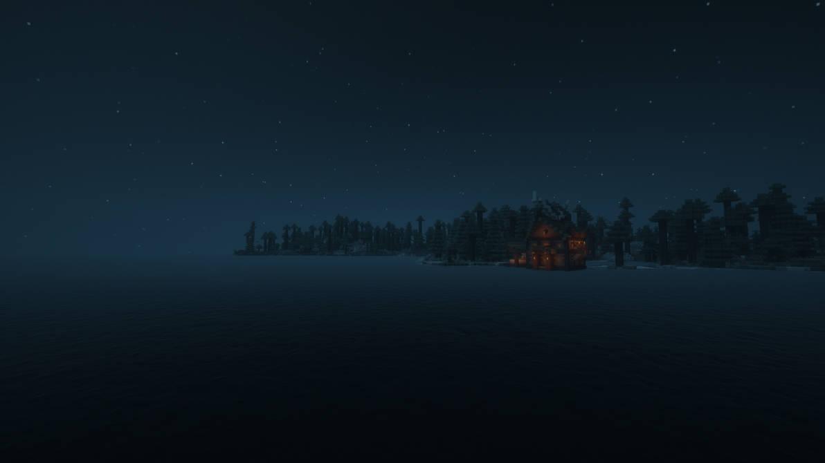 Lonely Night by DedMaxim99