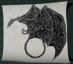 Textured Dragon