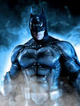 Armie Hammer Arkham Origins Batman