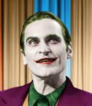 Joaquin Phoenix Classic Joker Look (joker 2)