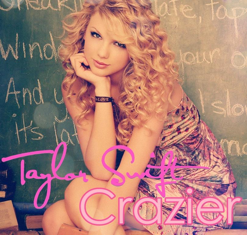 Taylor Swift Crazier By P Pip0 On Deviantart