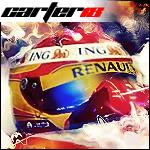 Alonso 2009 avatar. by Otani5