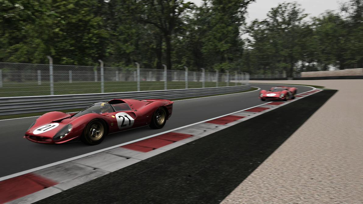 15 Monza - Ferrari 330 P4 Monza_5_by_otani5-d63ic2z