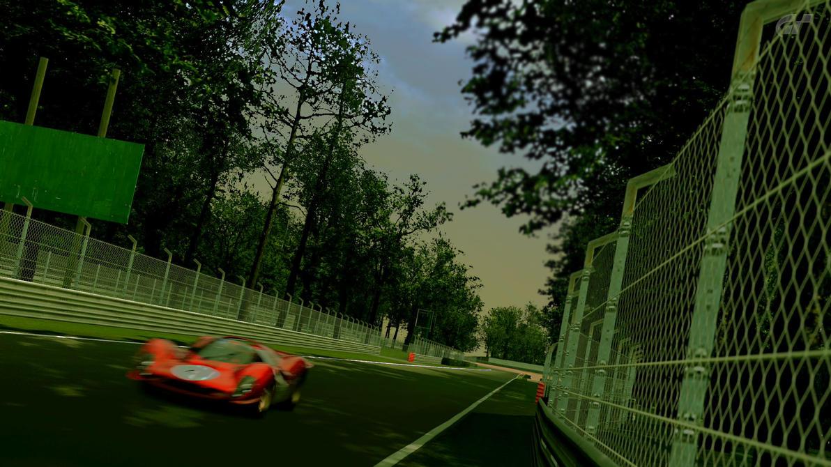 15 Monza - Ferrari 330 P4 Monza_10_by_otani5-d63iecp