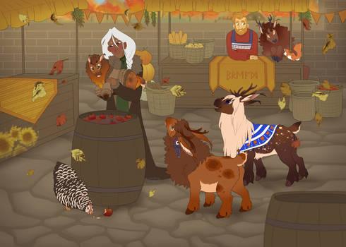 autumnfound market
