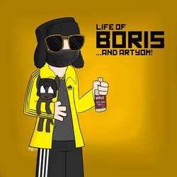 Life of Boris fanart