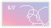 Love Yourself 'Answer' (Stamp) by AuroraDazzling