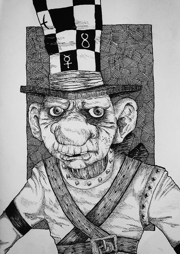 Mad Hatter Alice Madness Returns By Vickytoriah On Deviantart