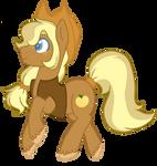 {NG} Golden Apple by celestial-dumpling