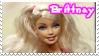 Most Popular Girls in School Stamp: Brittnay by MidniightStars