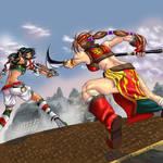 Sueng Mina vs Talim