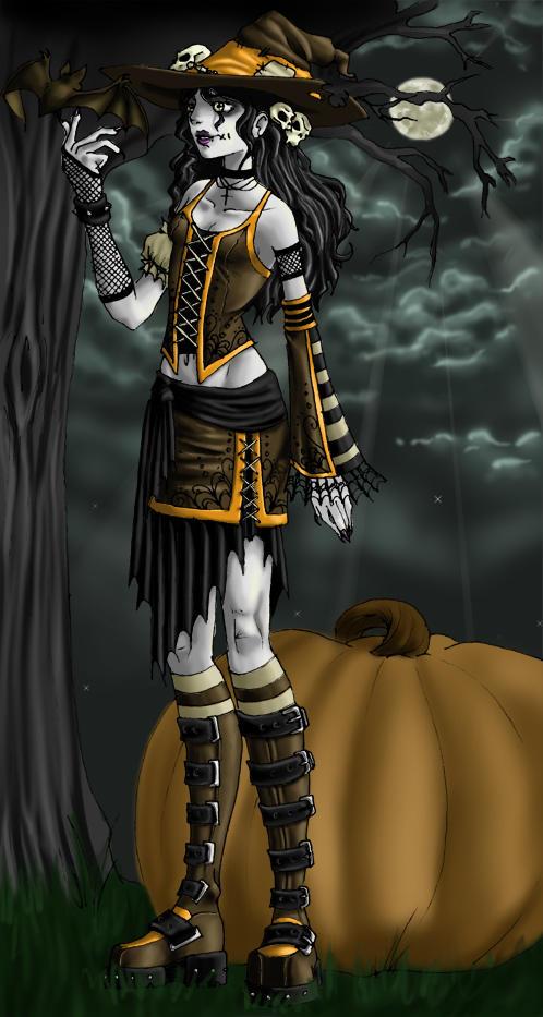 Halloween 2005 by cuteskittles4u