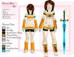 Elle: Character Sheet