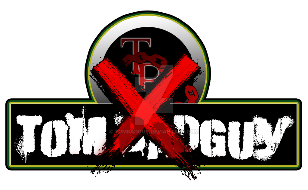 Tom Badguy Logo - By Your Side