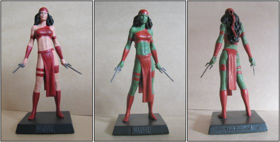 CMFC Skrull Elektra by chickrockguitar