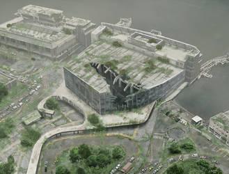 Staten Island Ferry Terminal by jonpintar