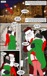 Santa Claus Sample Page 1 by UnloadComics
