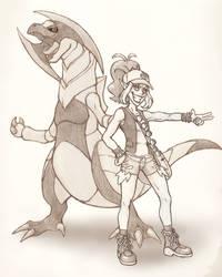 My Pokemans by Ellucianne