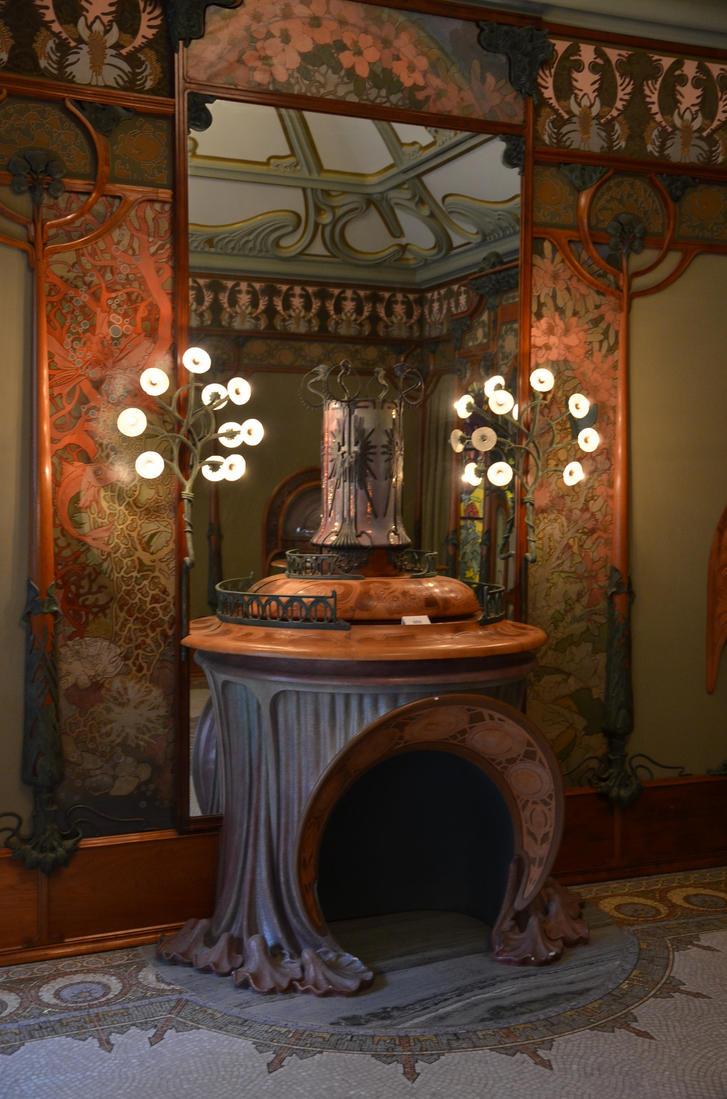 Alphonse Mucha Room By Vinanti On Deviantart