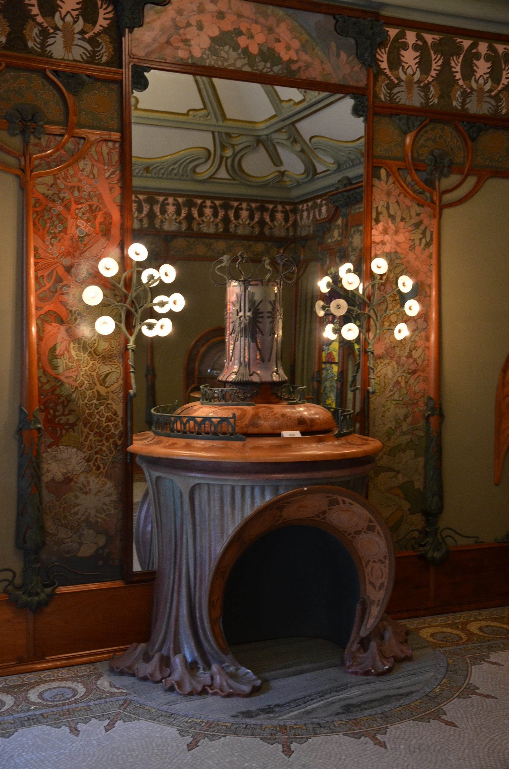 Alphonse Mucha Room