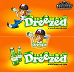Mascot and logo for Dreezed