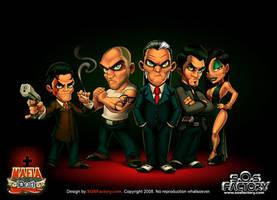 Mafia death by SOSFactory