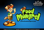 Mascot design: Food Mongrels