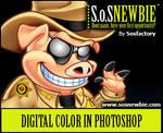 Photoshop Tutorial: coloring