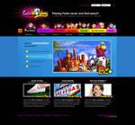 Web design: Cam Holdem
