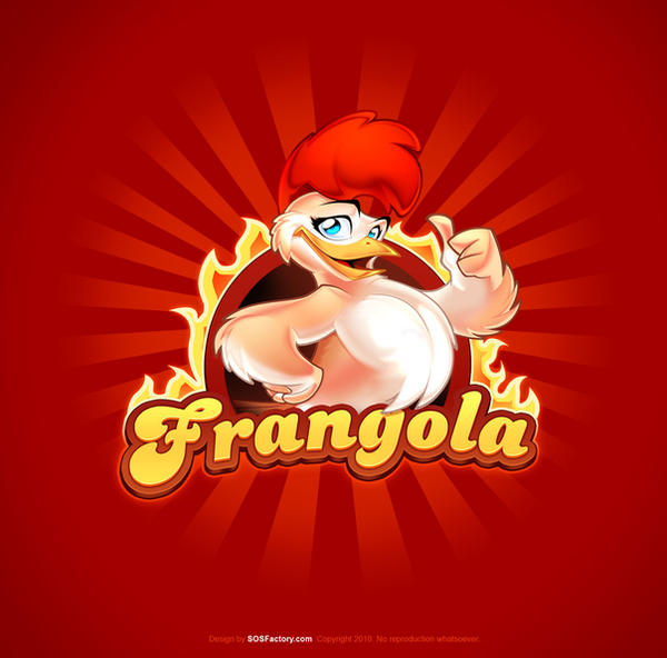 Logo design: Frangola by SOSFactory