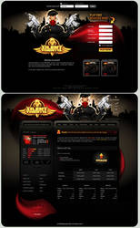 MMORPG design: Silent Vendetta by SOSFactory