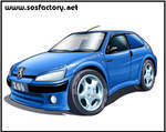 Peugeot 106 o0 Cool Style 0o