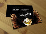 Peerfly Business Card
