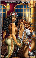 Pirates pin-up. by SOSFactory