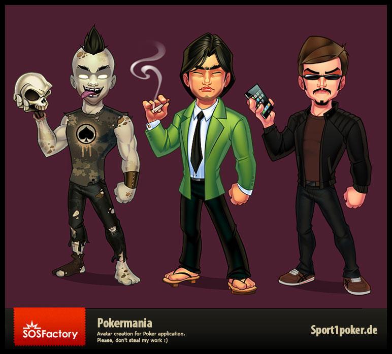 Pokermania Avatar Creator 05