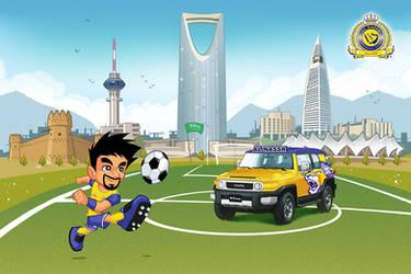 Riyadh Landmarks by SOSFactory