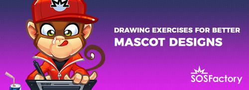 6 BEST DRAWING EXERCISES TO CREATE AMAZING CARTOON