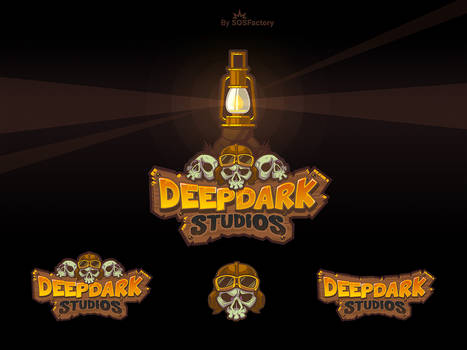 Deepdark studios logo