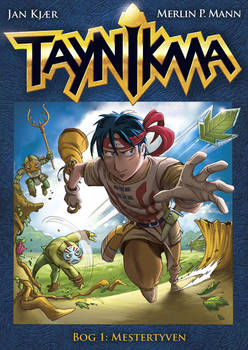 Cover Taynikma 1